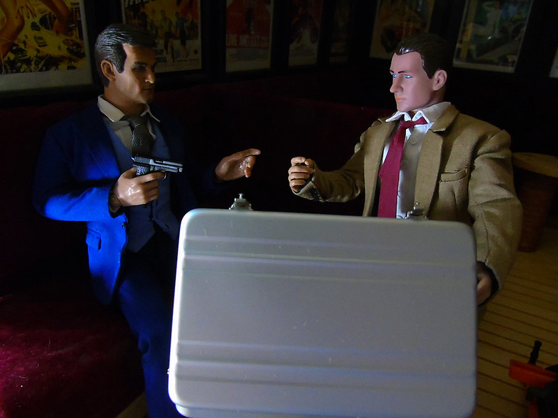 James Bond figure collection thread. 48013238498_7b88fc59b8_c