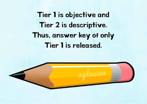 SSC MTS Answer Key 2019 for Tier 1