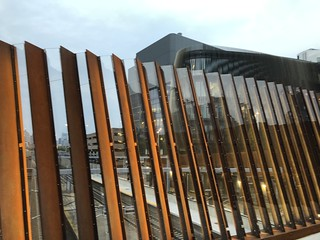 Northeastern | Bridge, ISEC, and Lightview | by derekshooster