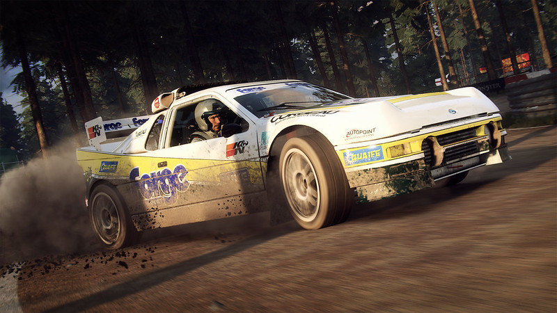 Dirt Rally 2.0 Ford RS200 Evolution
