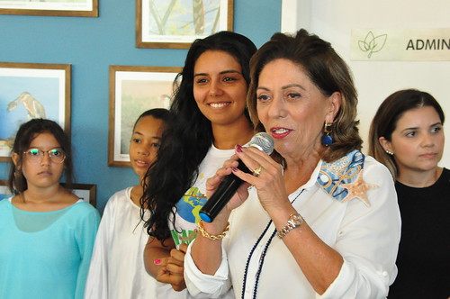 Solenidade de entrega da revitalização do Parque Ecológico Maurício de Oliveira. Carlos Costa (72)