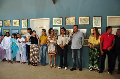 Solenidade de entrega da revitalização do Parque Ecológico Maurício de Oliveira. Carlos Costa (56)