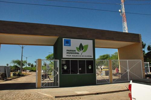 Solenidade de entrega da revitalização do Parque Ecológico Maurício de Oliveira. Carlos Costa (105)