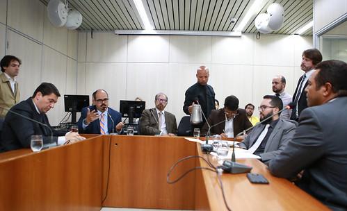 6ª Reunião - Comissão Processante - Oitiva para expedir intimação para testemunhas arroladas pelo denunciado