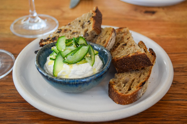 Smoked Mackerel Dip at Fish Kitchen, Port Isaac