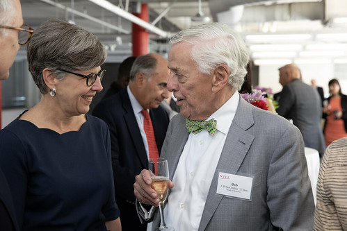 J. Robert and Barbara A. Hillier College of Architecture & Design Naming Event