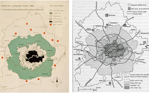 The Greater London Plan, 1944 (8675)
