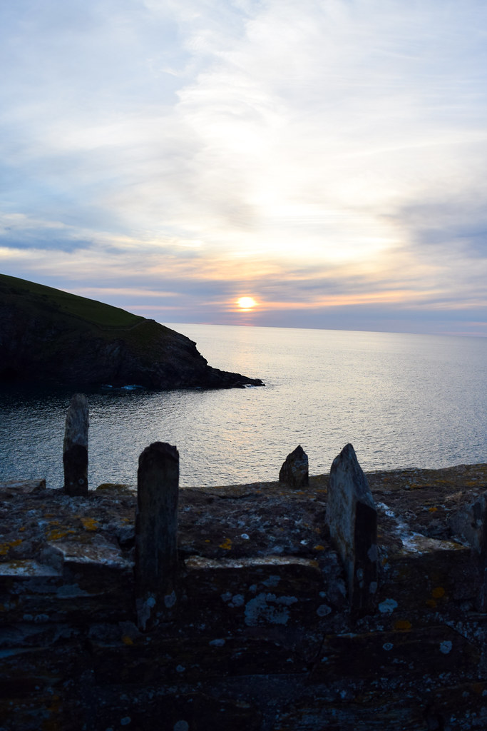 Cornish Sunset, Port Isaac