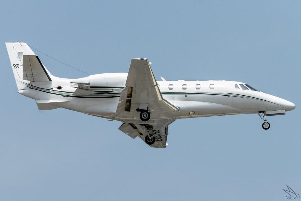 Private Operator Cessna 560xl Citation Xls Plus Rp C60
