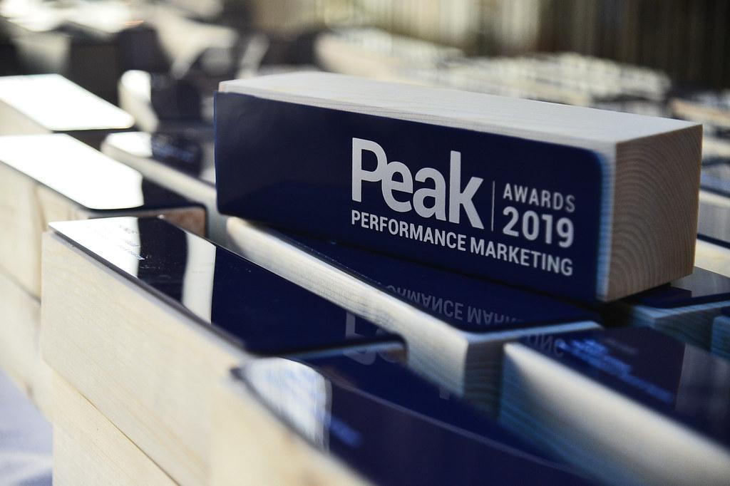 Peak Performance Marketing Awards 2019