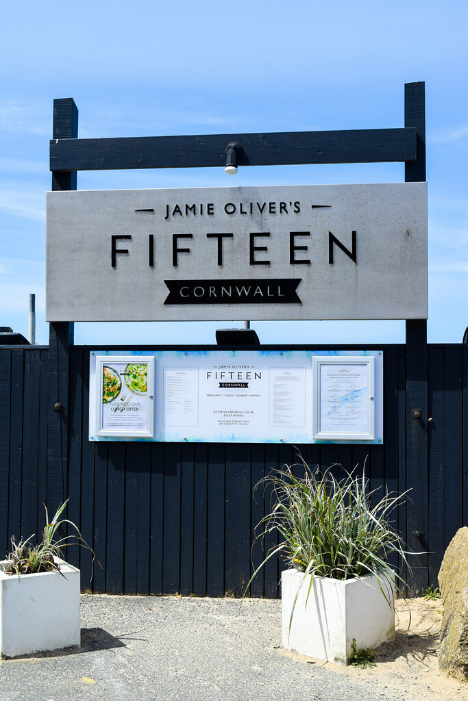 Fifteen, Cornwall