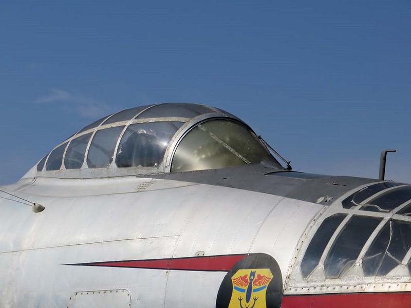 North American B-45A-1-NA Tornado 00004