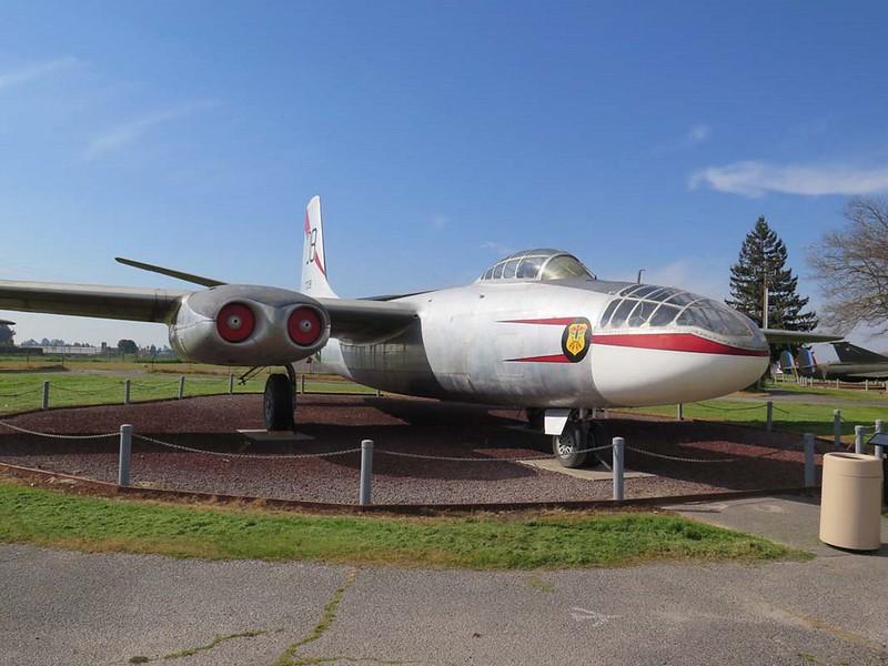 North American B-45A-1-NA Tornado 00001
