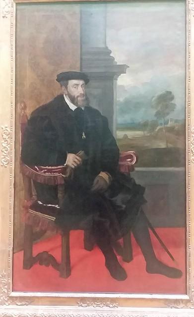 Titian, Charles V