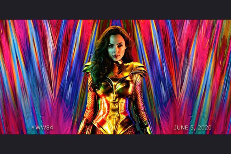 Ya hay fecha de estreno para Wonder Woman 2