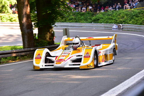 Adam Klus, HSS March Audi turbo Can Am, European Hill Climb Championship, Šternberk 2019