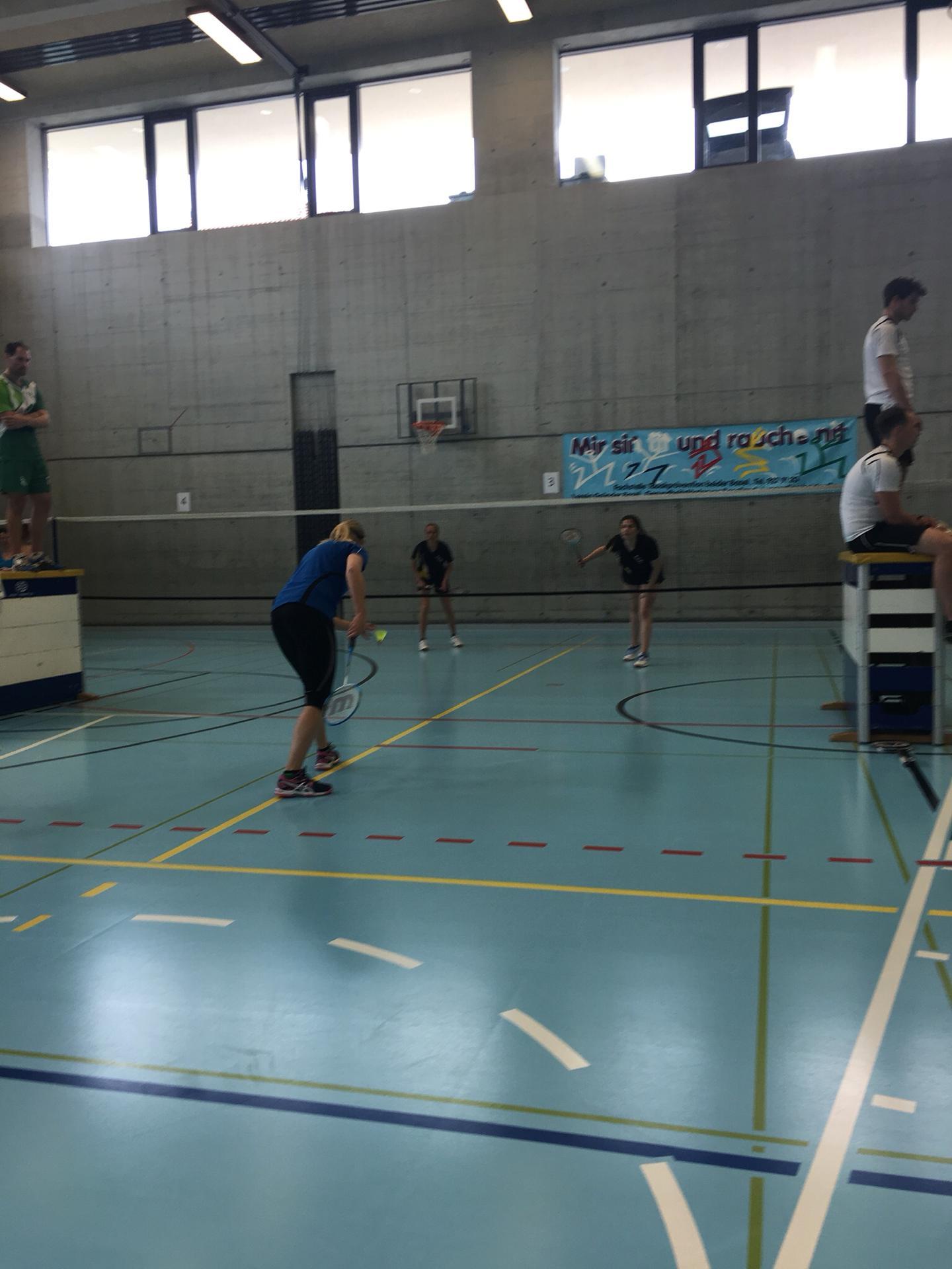 Badminton-Turnier Gelterkinden 2019