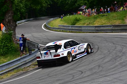 Ivo Krampota, BMW M3 E36, European Hill Climb Championship, Šternberk 2019