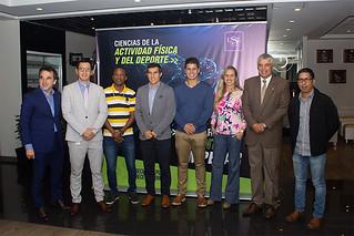 La USIL, transformadora de la educación en el país, presentó en un desayuno y un almuerzo la nueva carrera de Ciencias de la Actividad Física y del Deporte, que ofrece la oportunidad de profesionalizar aún más el deporte peruano.