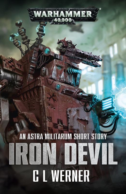 Си Л. Вернер «Железный дьявол» | Iron Devil by C L Werner