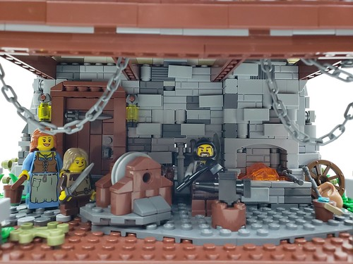 Medieval Blacksmith Shop | by ben_pitchford