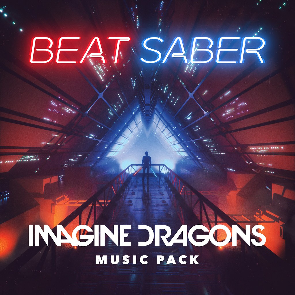 Imagine Dragons Music Pack Lands in Beat Saber Today
