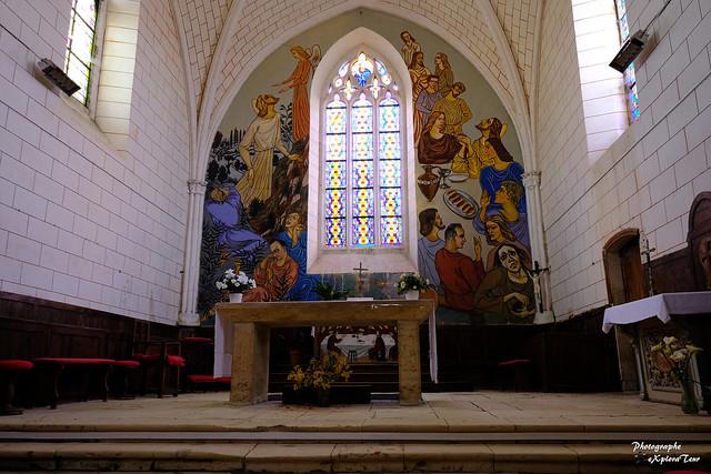 Église Saint-Jacques de Tusson