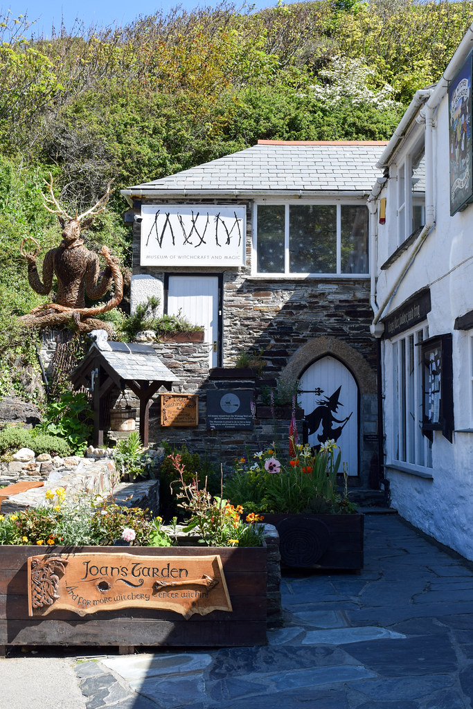 Museum of Witchcraft and Magic, Boscastle