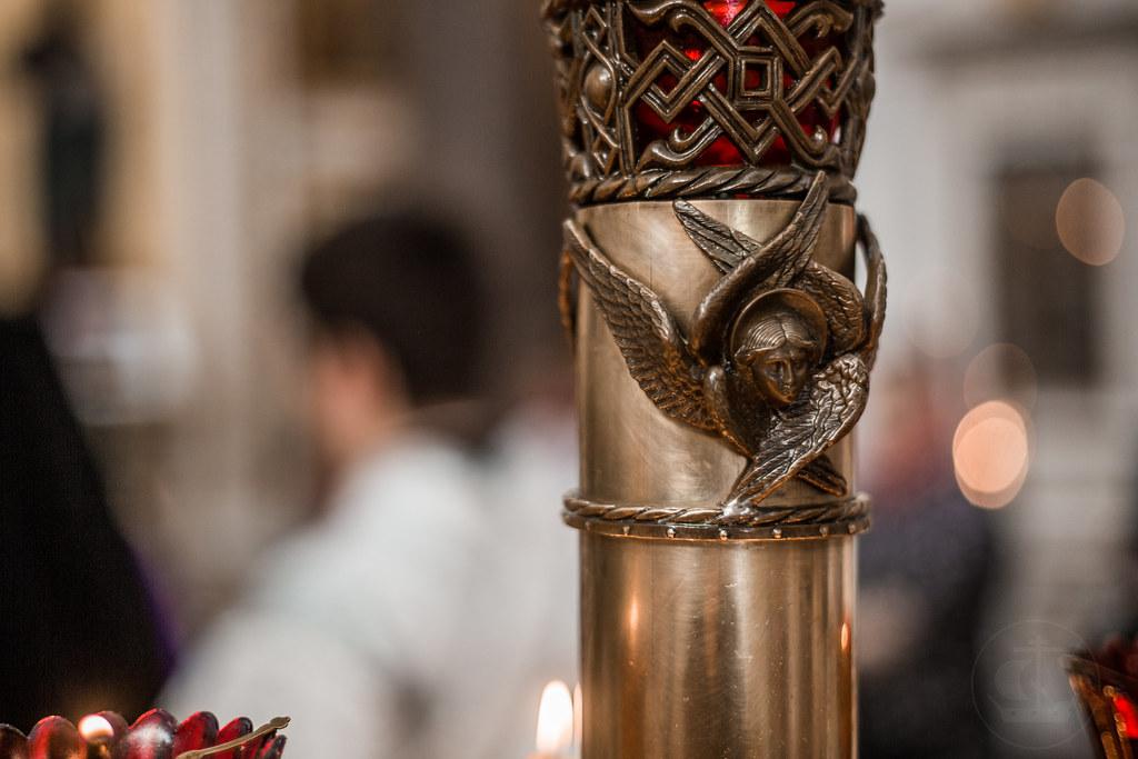 6 июня 2019, Вознесение Господне. Литургия в Вознесенском (Софийском) соборе в городе Пушкин / 6 июня 2019, The Lord's Ascension. Divine Liturgy in Ascention (Sophia) cathedral in Pushkin