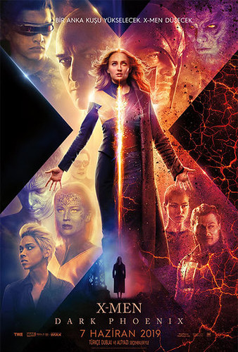 X-Men: Dark Phoenix - Dark Phoenix (2019)