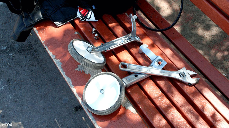 ruedines bici