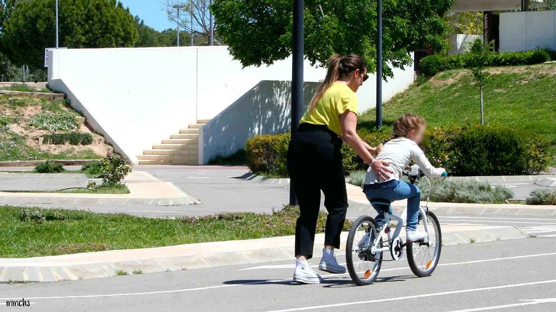 Aprender a montar en bici, ¡sin ruedines!