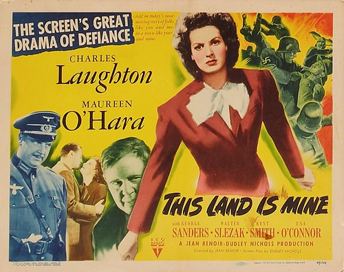 This Land is Mine - Poster 10
