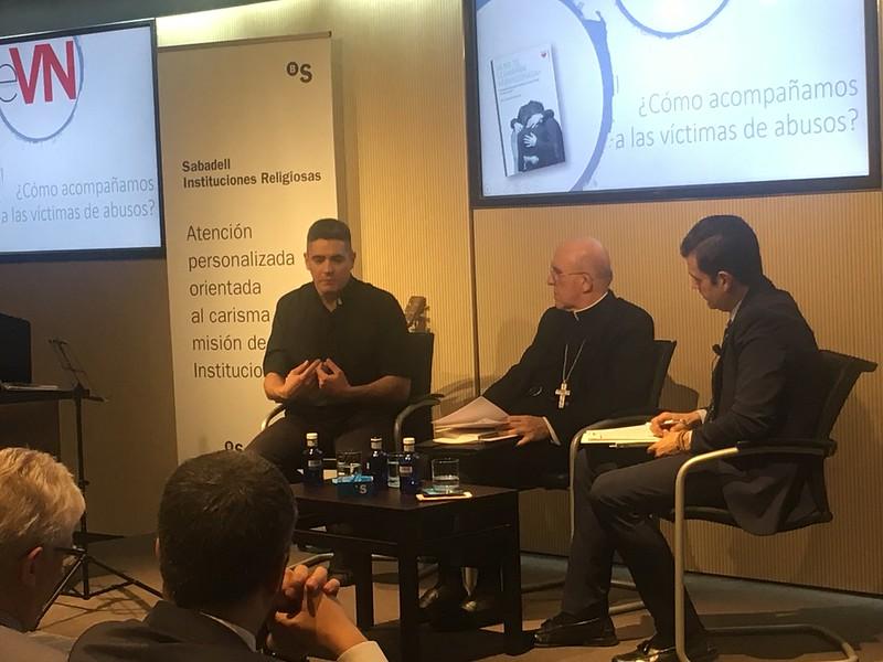 Luis Alfonso Zamorano, Carlos Osoro y José Beltrán