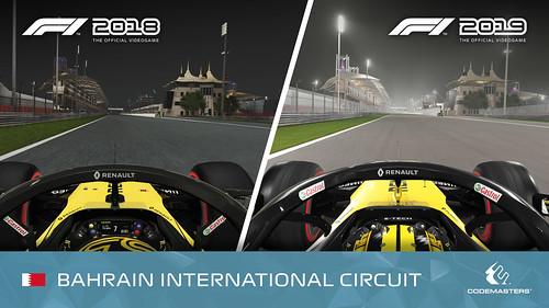 F1 2019 Singapore comparison 2