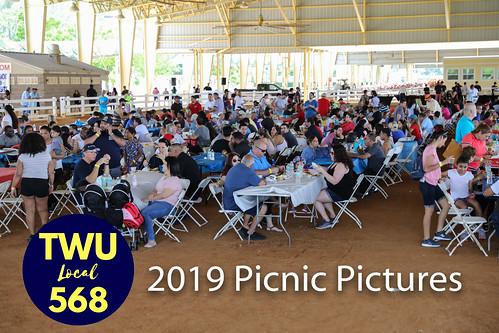 TWU Local 568 Picnic 2019