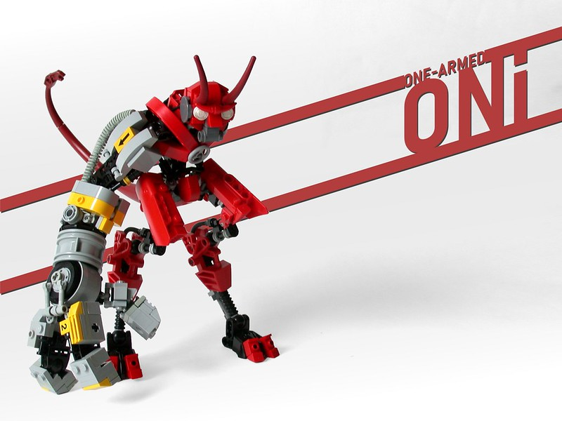 One-Armed ONi