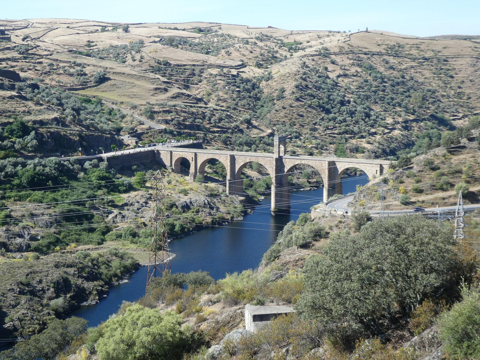 Römerbrücke Alcántara