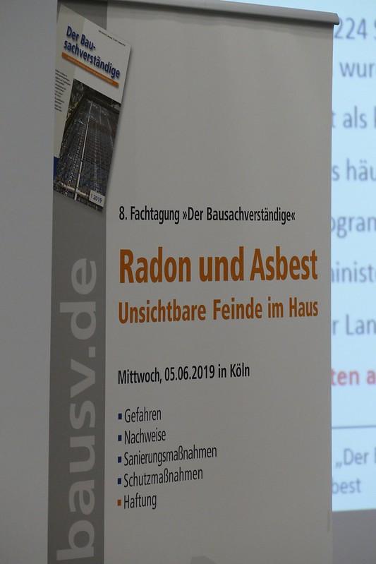 8. BauSV-Fachtagung, Köln