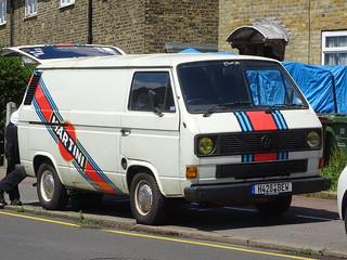 1990 Volkswagen Transporter Van