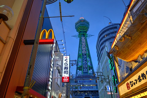06-06-2019 Tsutenkaku-Tower, Osaka (11)