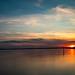 Sonnenuntergang Hagnau 04.06.2019