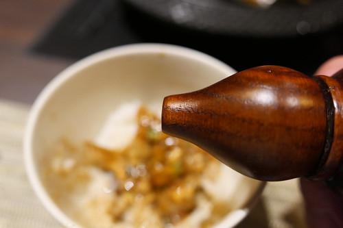 飯田流卵とじ丼 すき焼き 飯田 38