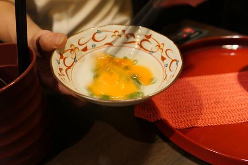 飯田流卵とじ丼 すき焼き 飯田 34