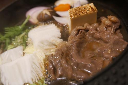 すき焼き鍋 ブランド牛食べ比べ堪能 すき焼き 飯田 32