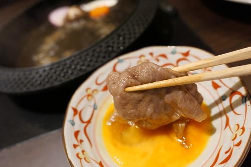 すき焼き鍋 ブランド牛食べ比べ堪能 すき焼き 飯田 31