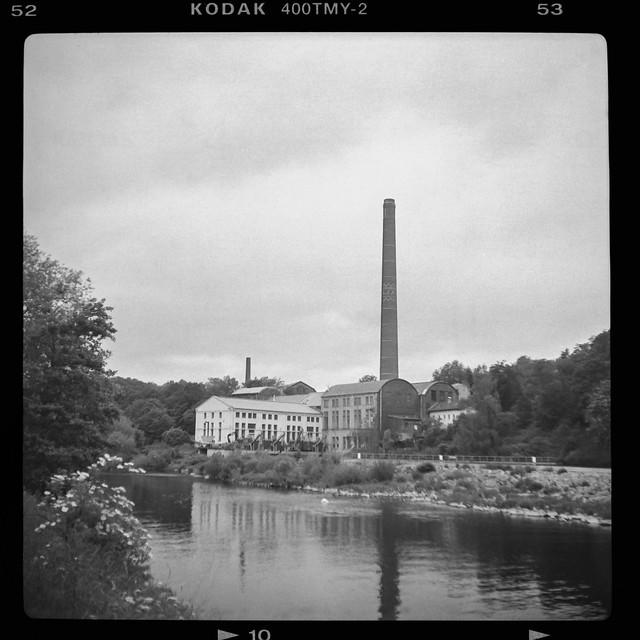 Wasserkraftwerk Horster Mühle | Essen