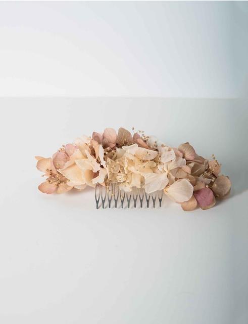 Peina de flor preservada