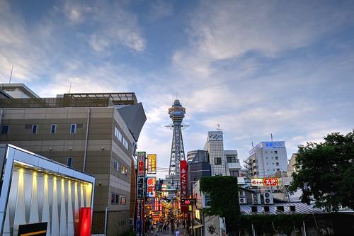 06-06-2019 Tsutenkaku-Tower, Osaka (4)