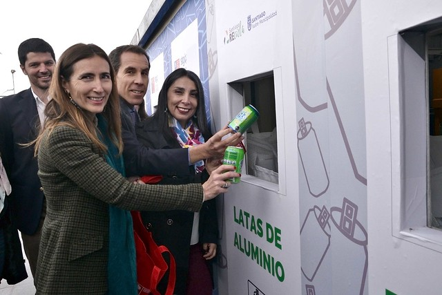 Nuevo Punto Limpio: el más grande de Chile